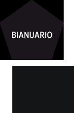 Bianuario quinta edición logo