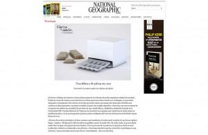 National Geographic artículo