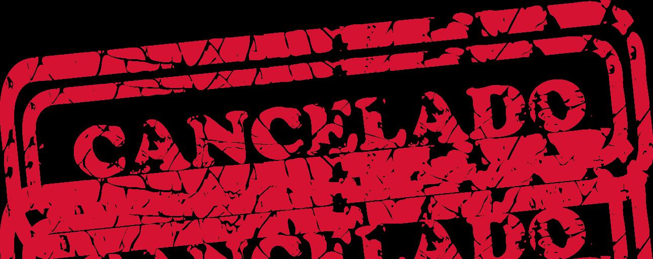 ventas cancelada